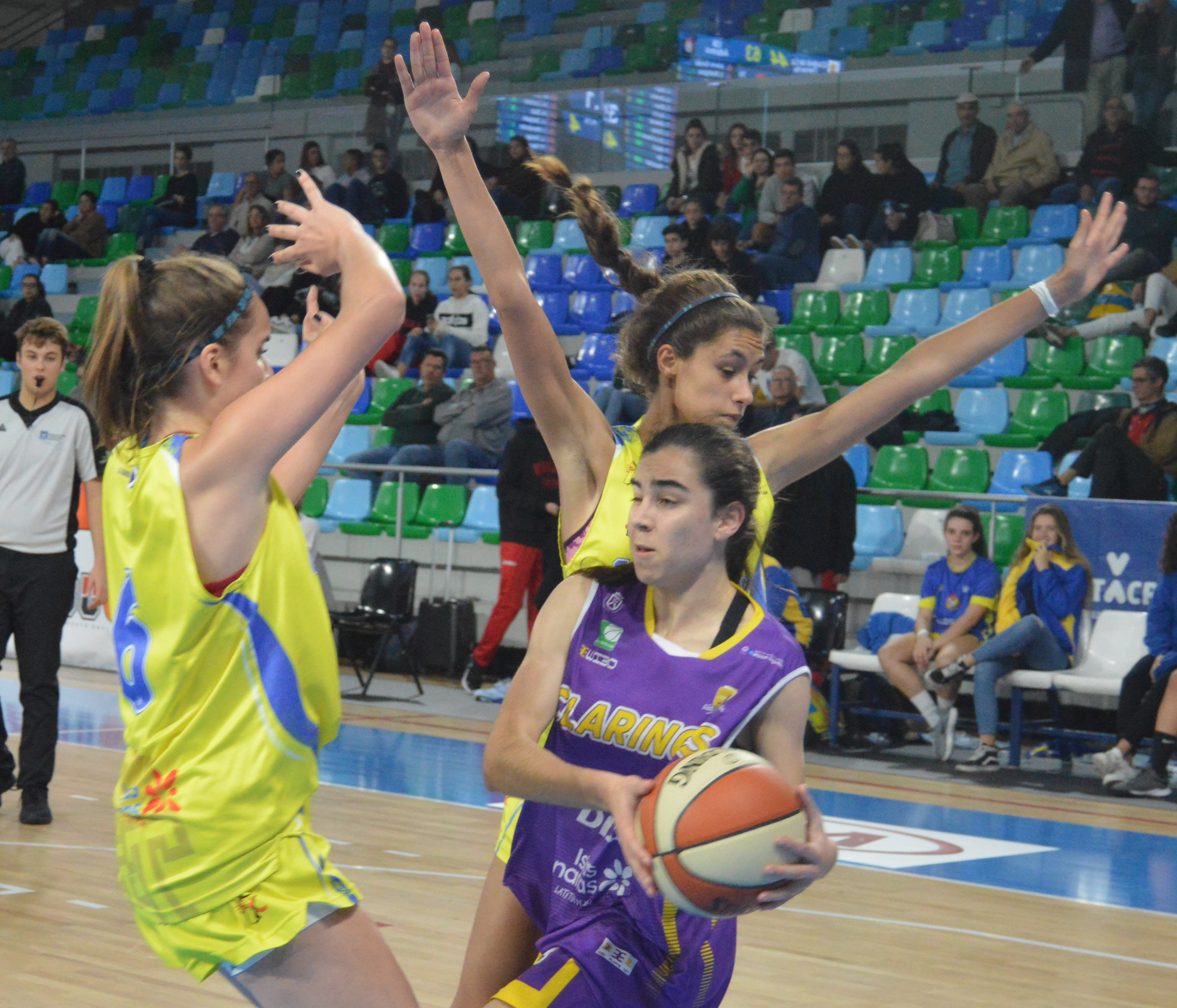 SPAR Gran Canaria – Adareva Tenerife, final femenina del 'XXIII Fred Olsen Express International Basketball Tournament'