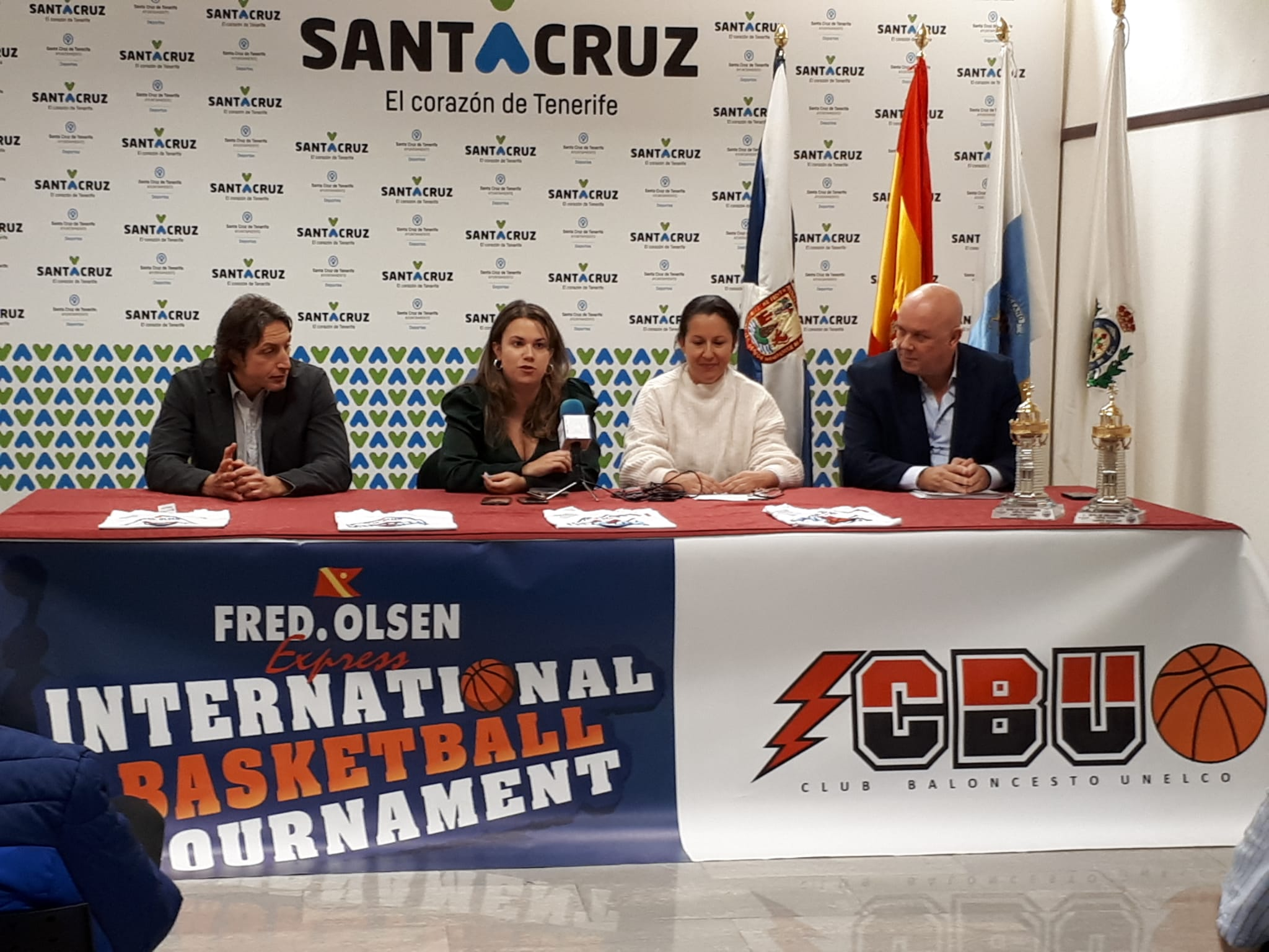 El 'XXIII Fred Olsen Express U18 International Basketball Tournament' supone una cita ineludible con el mejor baloncesto júnior internacional