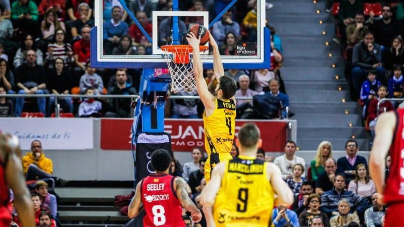 Huertas y Yusta, en 'los más' de la decimoséptima jornada ACB