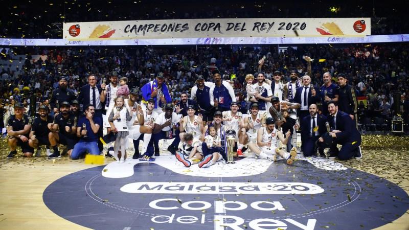 Carroll y Tavares, campeones de la Copa del Rey
