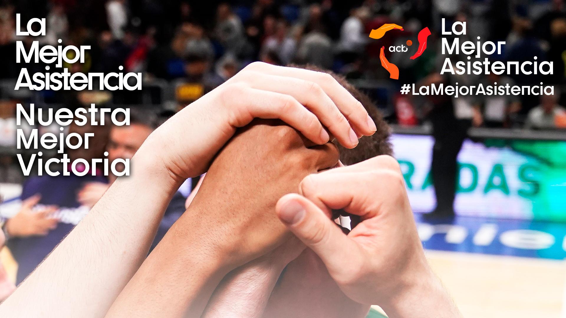Concluye la primera fase de #LaMejorAsistencia