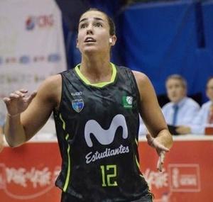 María Espín asciende a Liga Femenina con Estudiantes