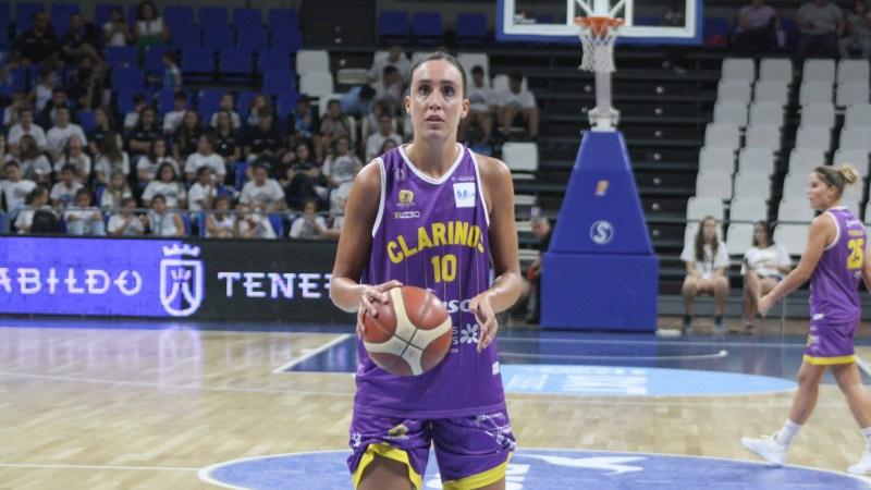El Clarinos finaliza su primera temporada en Liga Femenina entre los ocho primeros