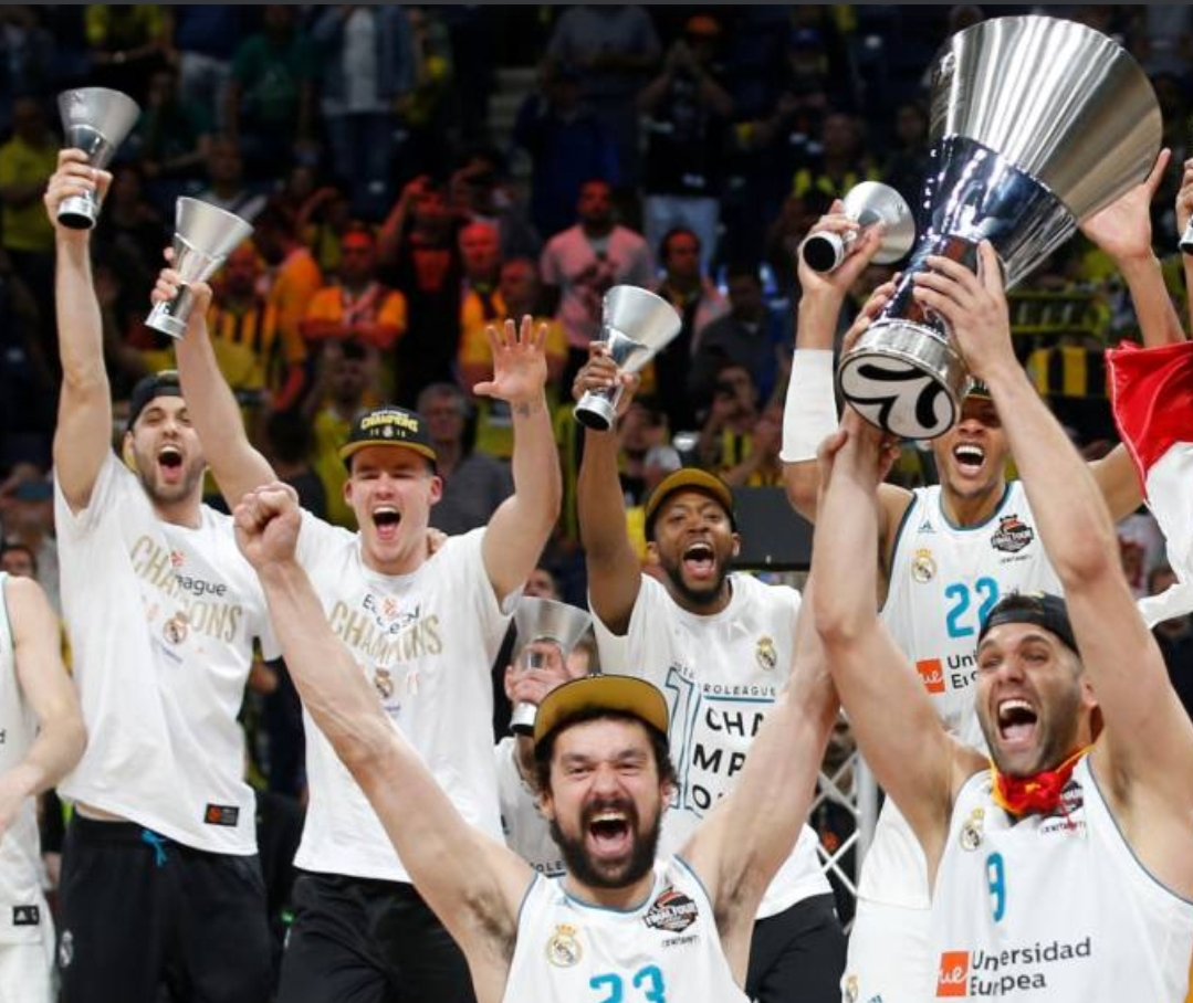 Yusta y Radončić fueron campeones de Euroliga hace dos años