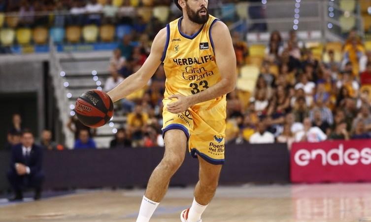 Cuatro jugadores del Gran Canaria-Claret, nominados a 'MVP' y Mejor Quinteto de la ACB 2019/20