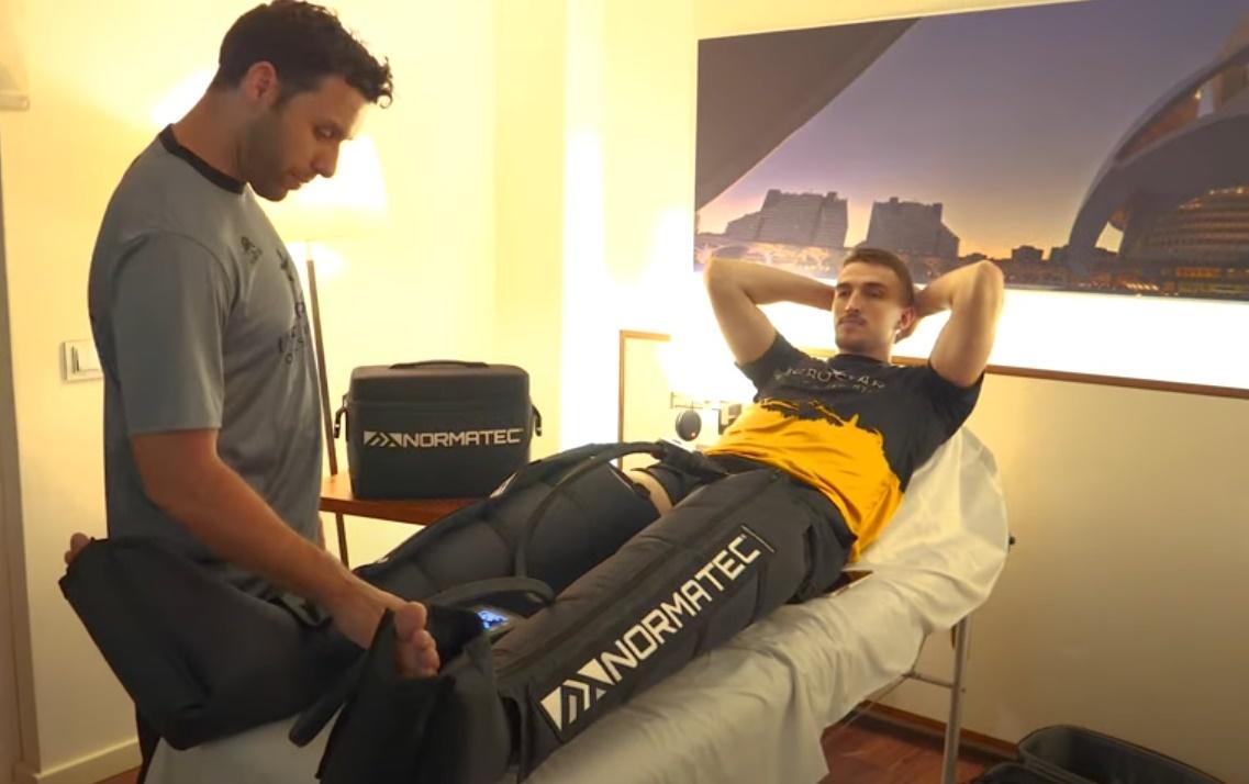 [VIDEO] Así es la recuperación aurinegra para jugar cada cuarenta y ocho horas