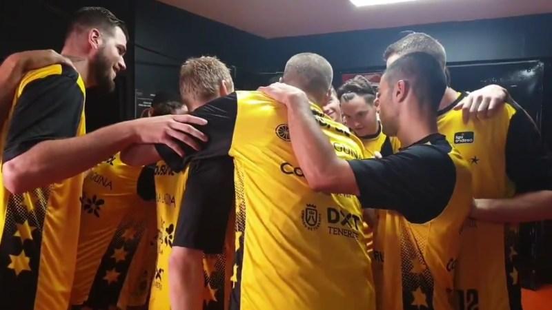Bogris, motivador: «Última oportunidad de ganar a un equipo de Euroliga; para un buen verano»