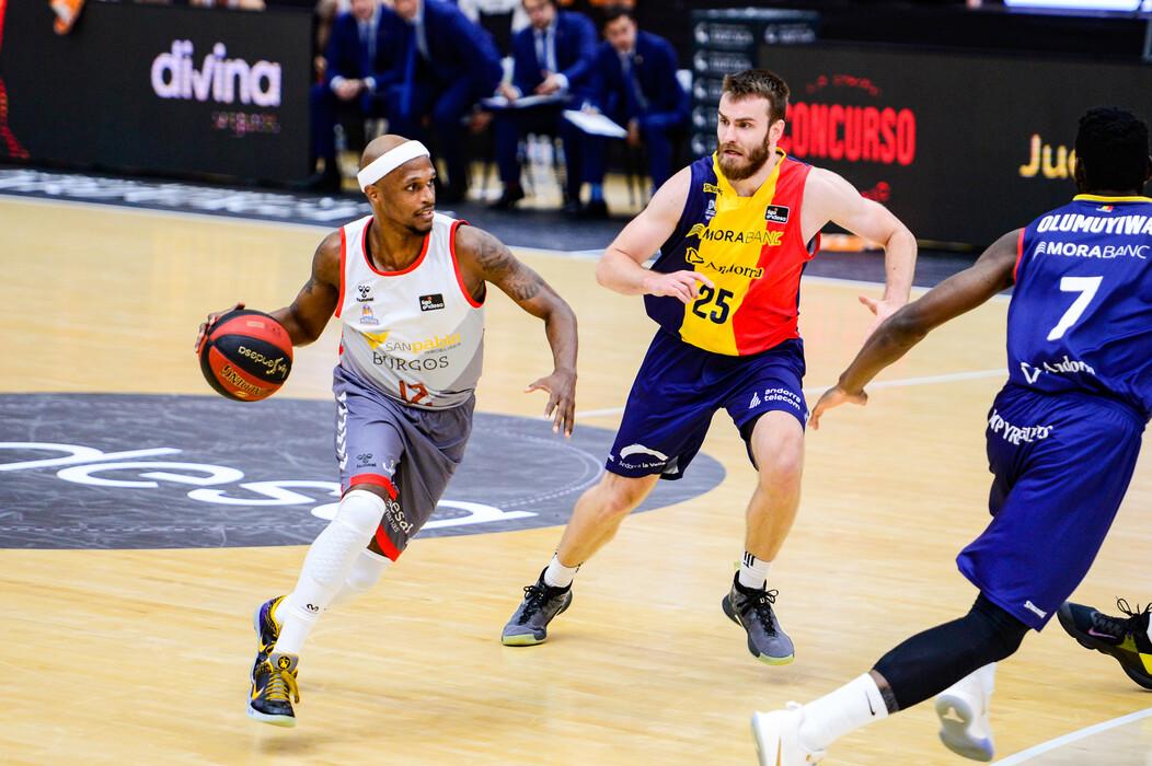 Miraflores vence a Andorra y sueña con jugar las semifinales de la F12 de la ACB