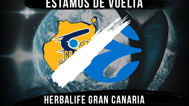 Gran Canaria-Claret conocerá el viernes a sus rivales de grupo en la Eurocup