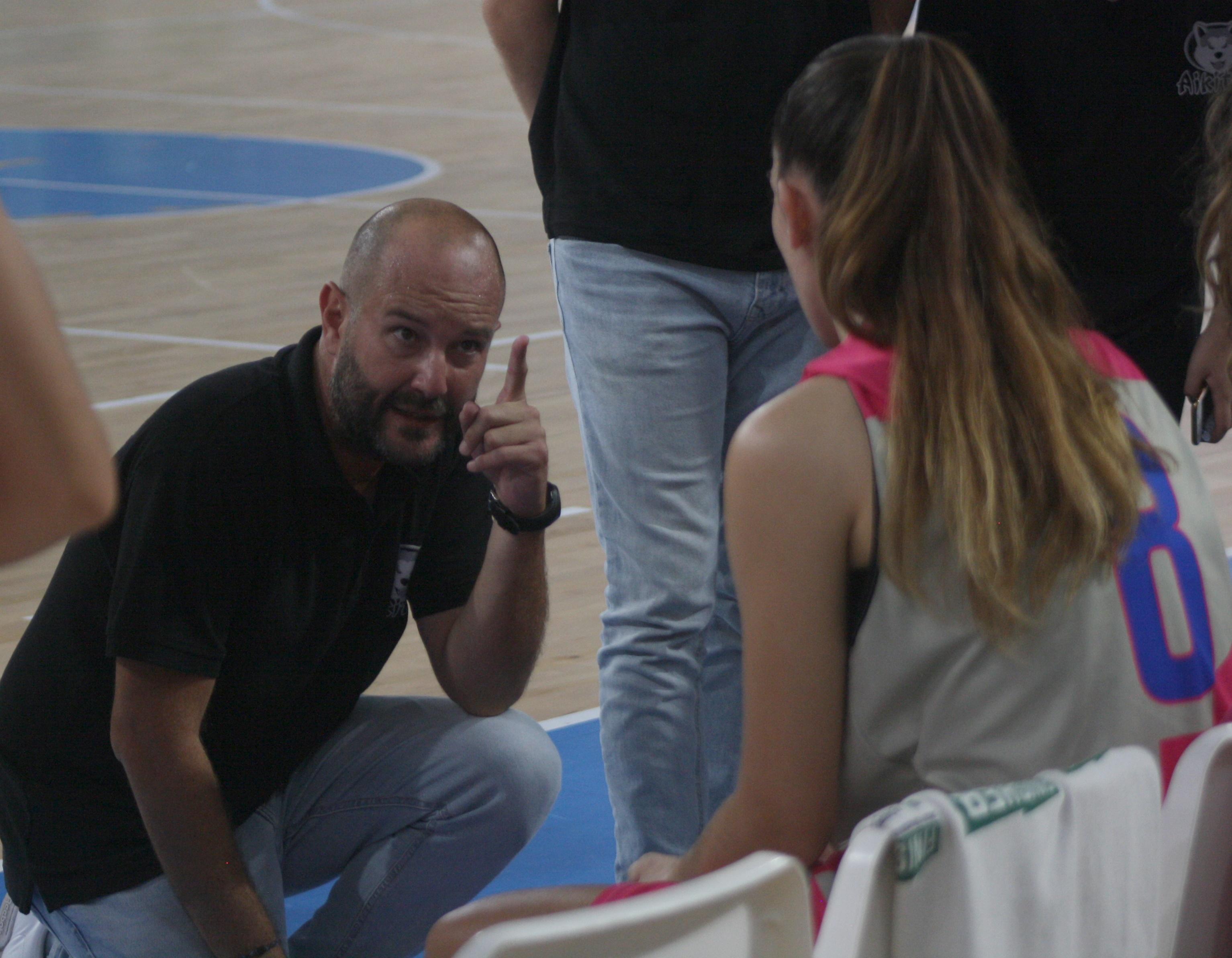 Ruymán Delgado cumplirá su tercera temporada en el Aikitas