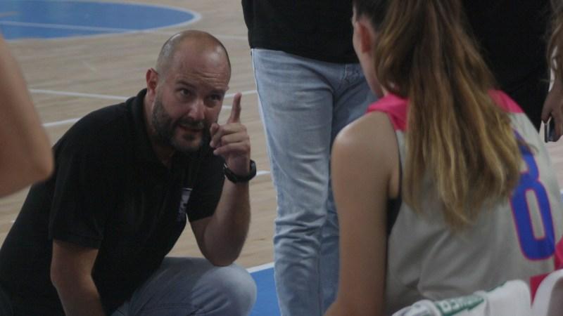 Ruymán Delgado cede el puesto de entrenador del Aikitas a Aarón González