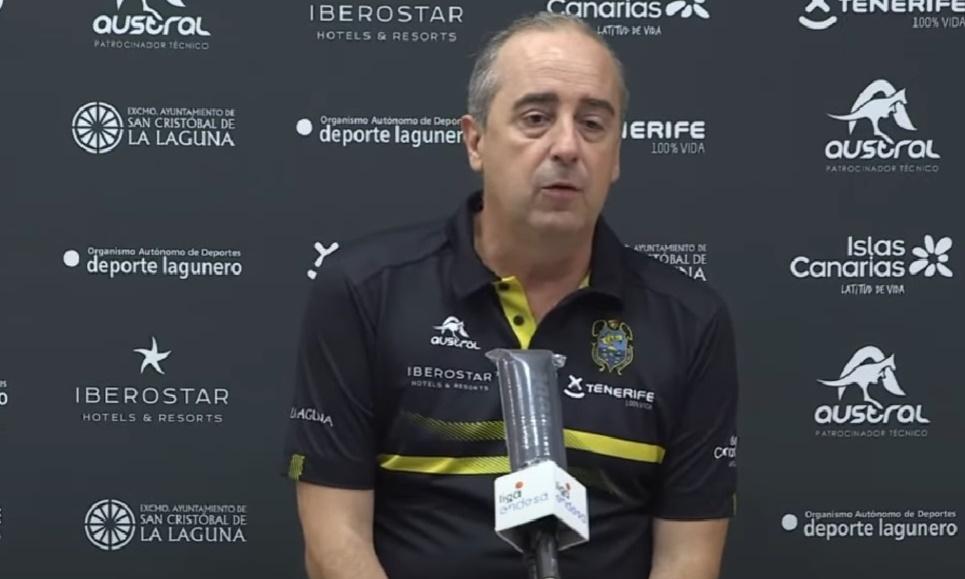[VÍDEO] Vidorreta, «satisfecho» con el balance general de la Fase Final de la ACB