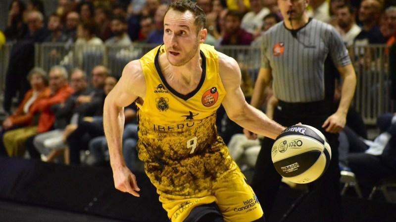 Huertas recibirá el II Trofeo como mejor jugador Latinoamericano de ACB