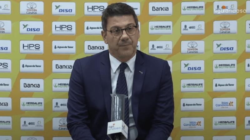 [VÍDEO] Katsikaris espera que se de «la final» ante el Valencia el viernes: «El equipo está preparado»