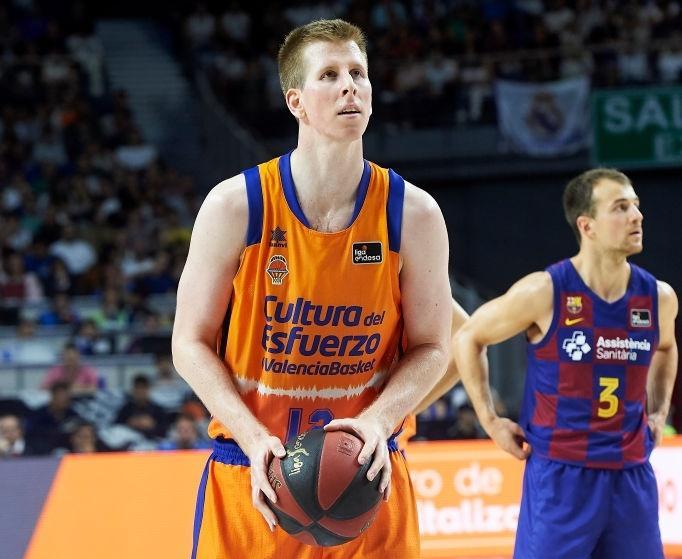 Brock Motum se desvincula del Valencia Basket