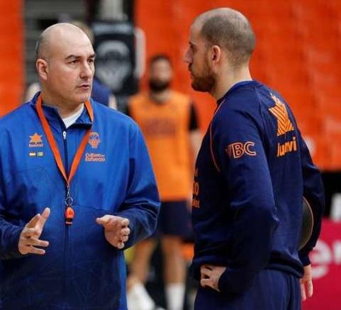 Ponsarnau no cuenta con Colom para la próxima temporada en el Valencia Basket