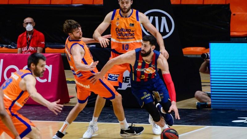 Baskonia supera a Valencia y se enfrentará al Barça en la final ACB 19/20