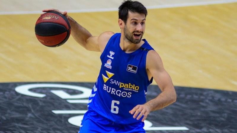 CB Miraflores de Burgos anuncia que Bruno Fitipaldo deja de ser jugador suyo