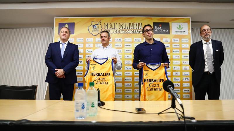 Villar y Fisac quieren «que el equipo genere ilusión»