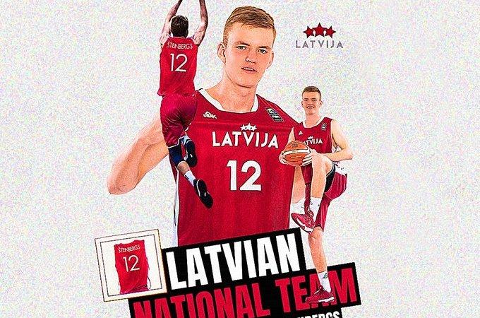 Steinbergs debutará con la selección absoluta de Letonia