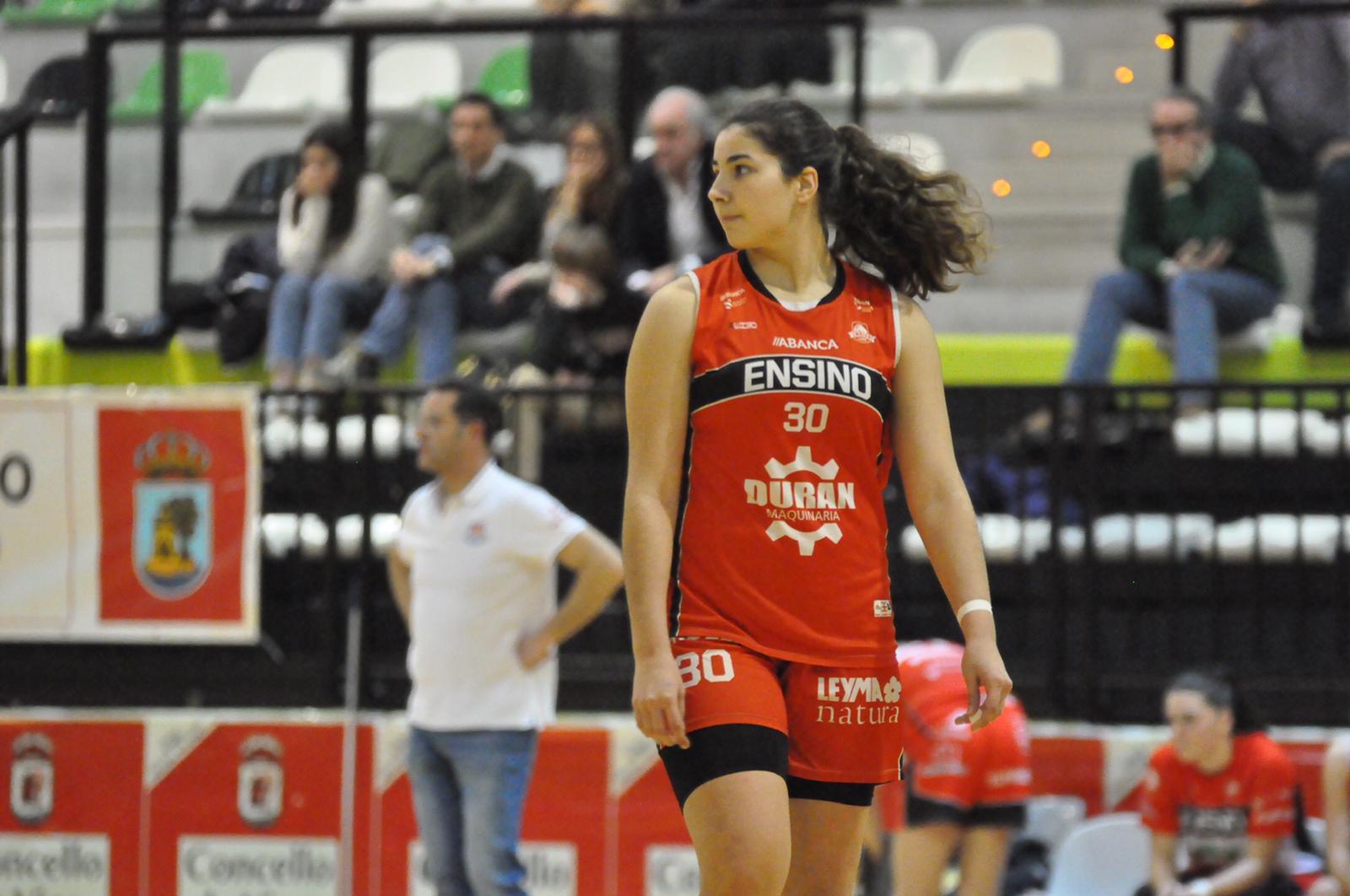 Entrevista | Natalia García, presente y futuro del baloncesto de Lanzarote