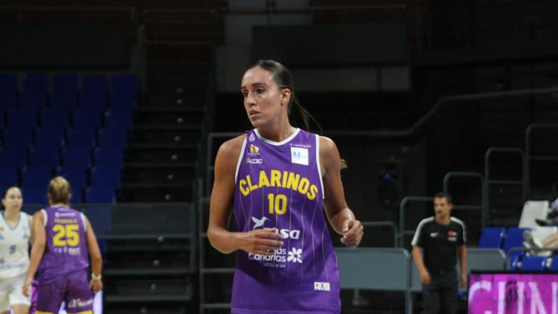 Laura Herrera cumplirá su segunda temporada en el Clarinos