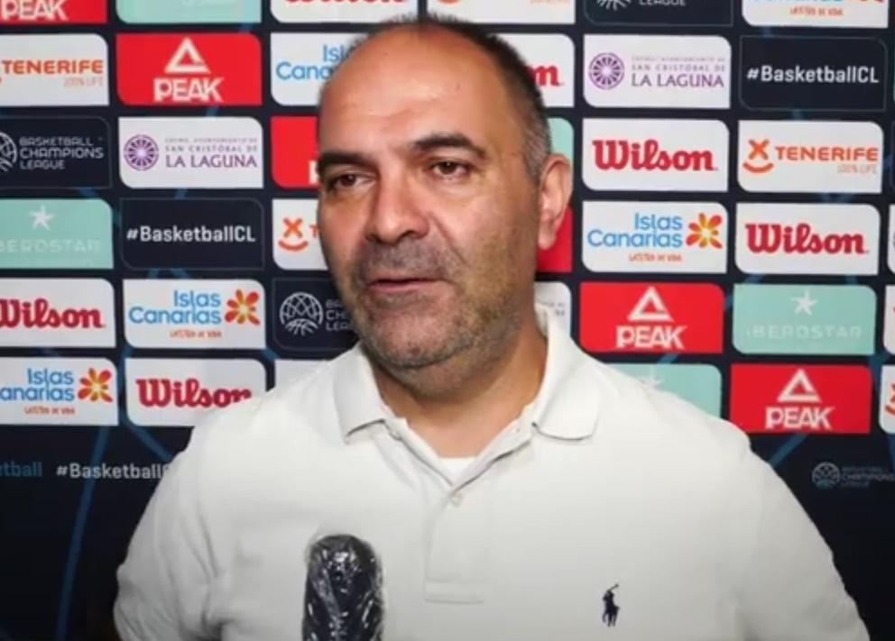 Cabrera ve la fase de grupos de la BCL como «competitiva y exigente»