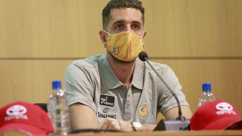 Della Valle desvela que Sergio Rodríguez le convenció de jugar en Gran Canaria
