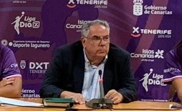 García del Castillo: «Al ser considerados como deporte no profesional, podemos tener público»