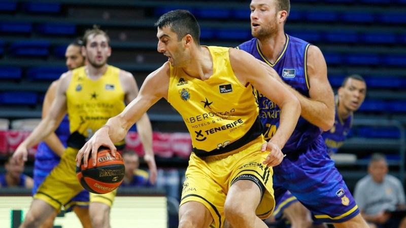 Un positivo por COVID-19 en el Gran Canaria-Claret aplaza el derbi de ACB