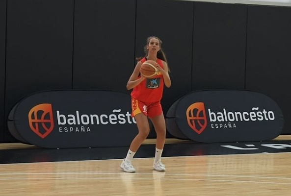 España ya está en cuartos de final de la FIBA Skills Challenge