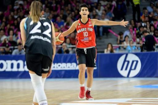 Joana Ferreira jugará en Coruña en Liga Femenina 2