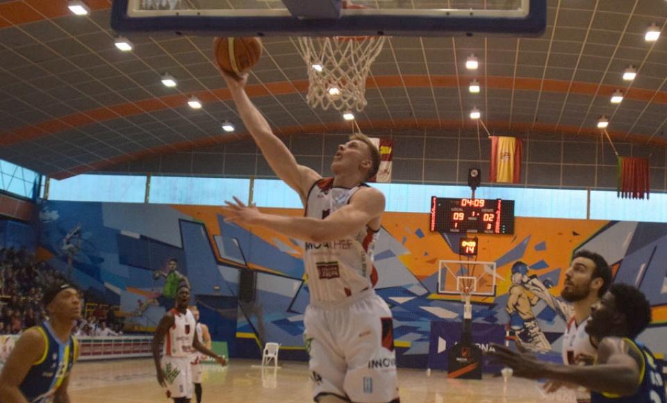 Mads Bonde Stüturp jugará la 20/21 en el Pardinyes de Lleida, en LEB Plata