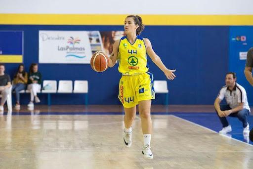 La grancanaria Sara Castro se compromete con el CB Arxil de Liga Femenina 2