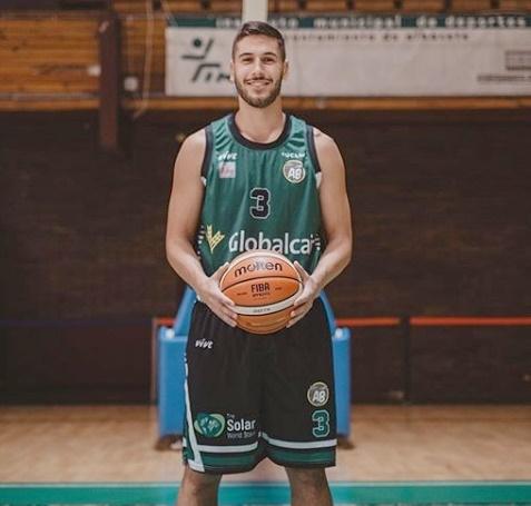 El Albacete Basket del grancanario Víctor Aguilar, confinado por un positivo en COVID-19