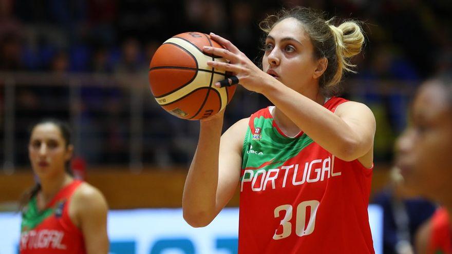 Maria Kostourkova, nueva jugadora del Clarinos