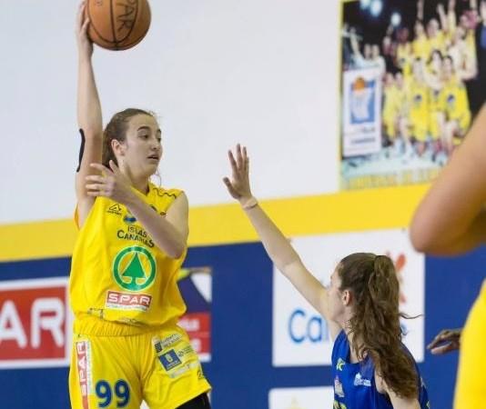 Carla Brito, única representación canaria en las selecciones españolas U15 y U16