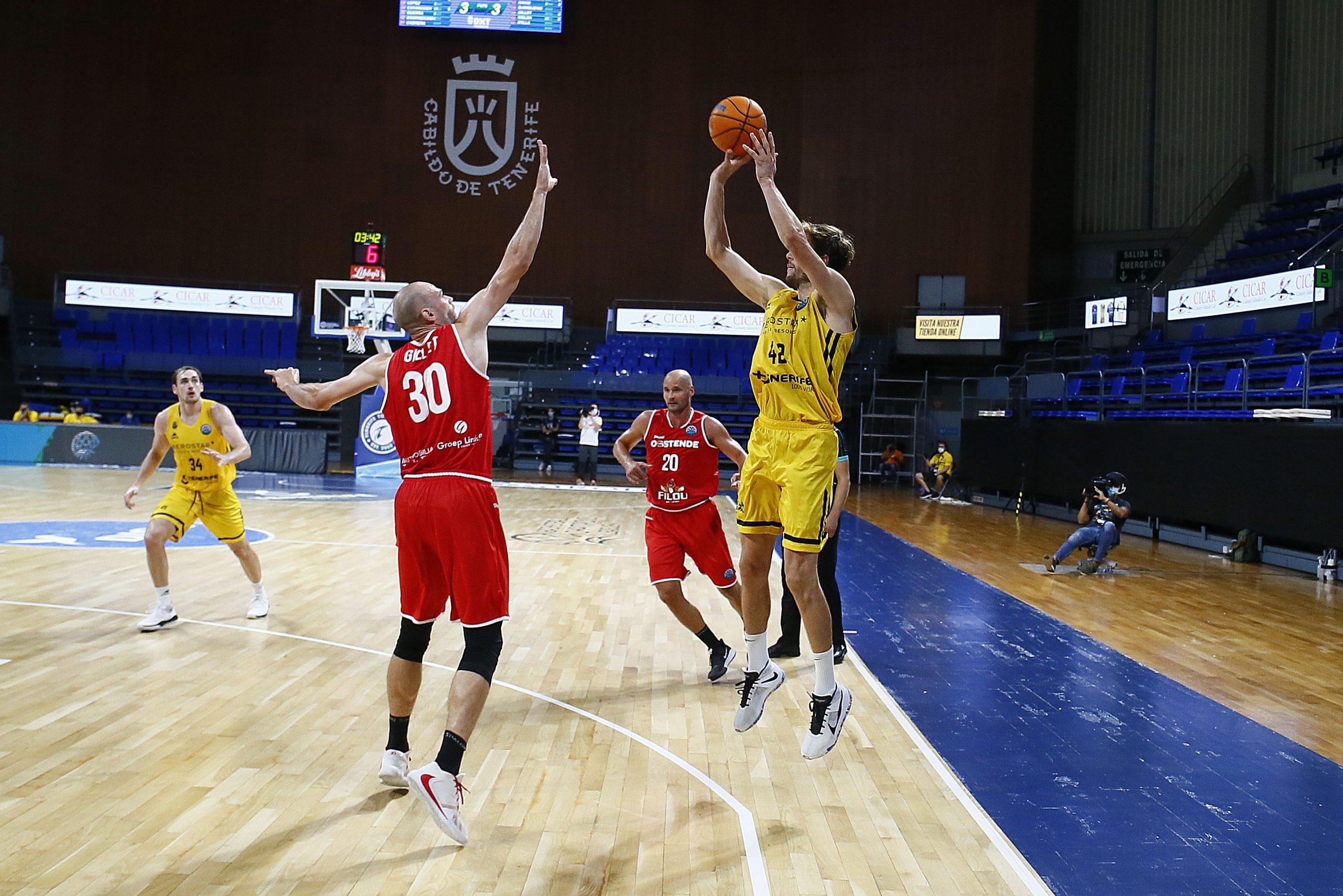 La actuación en el tercer cuarto envía a los aurinegros a la 'Final Eight' de Atenas