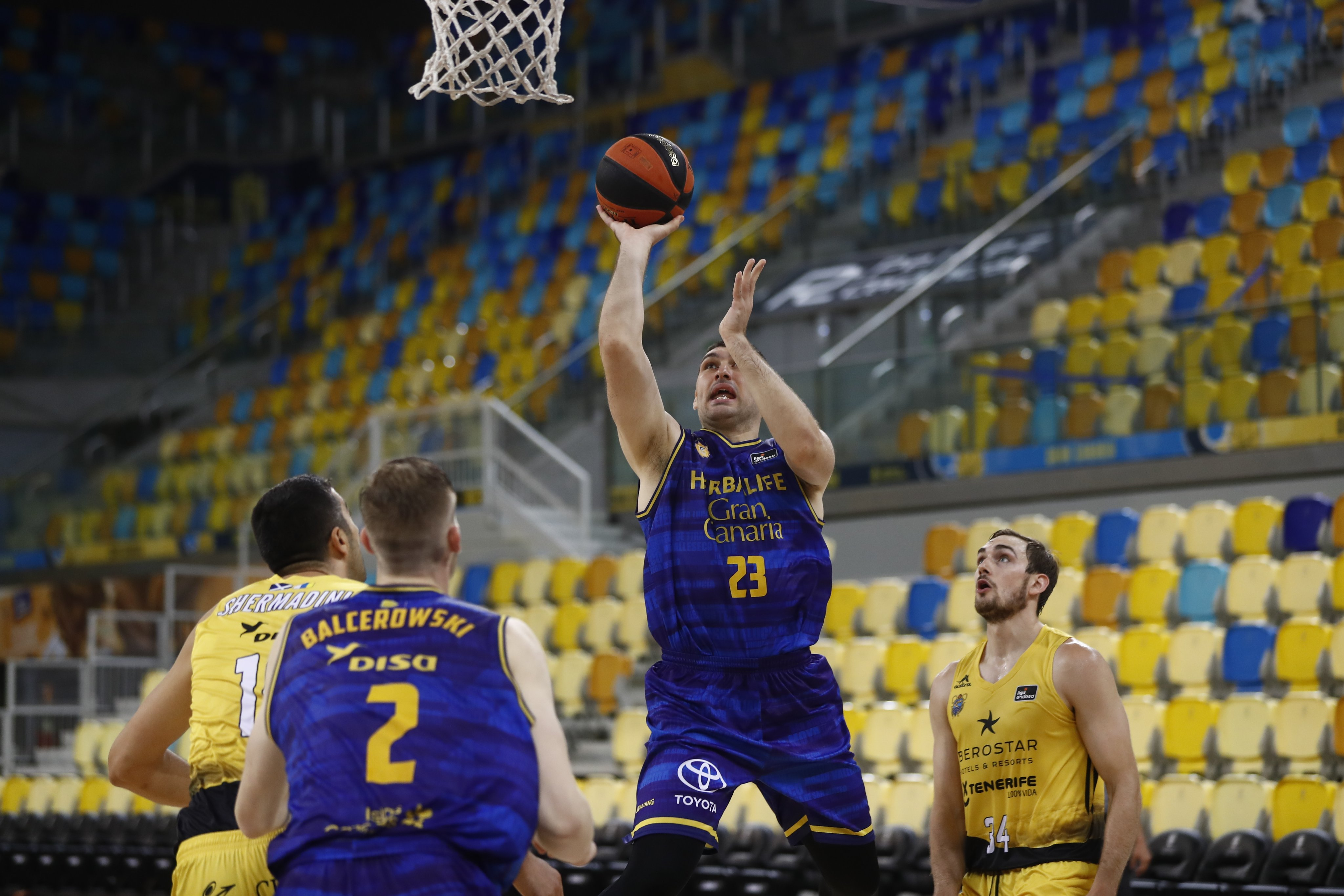 Burjanadze: «Trataremos de mejorar los resultados de la temporada pasada»