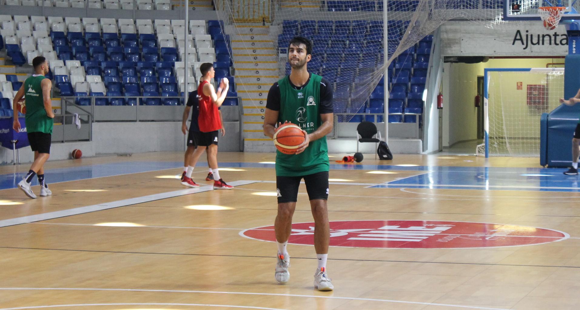 Primeras impresiones positivas de Jacobo Díaz en Mallorca