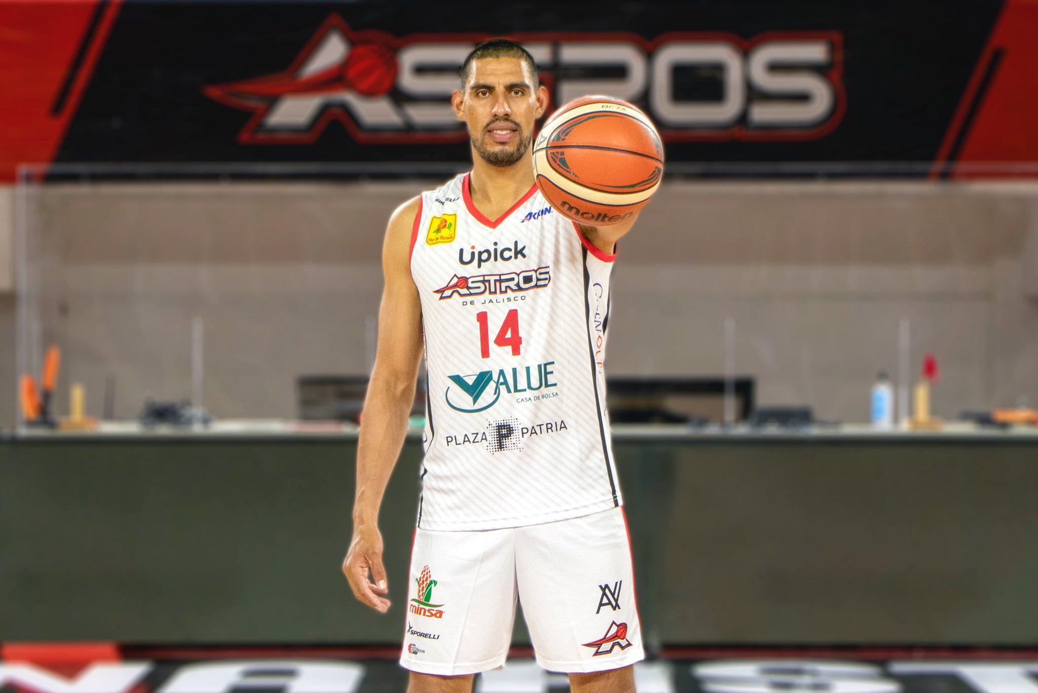 Gustavo Ayón ficha por Astros de Jalisco