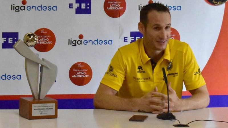 Huertas, sobre la Supercopa: «Nos prepararemos bien para ganar esta batalla»