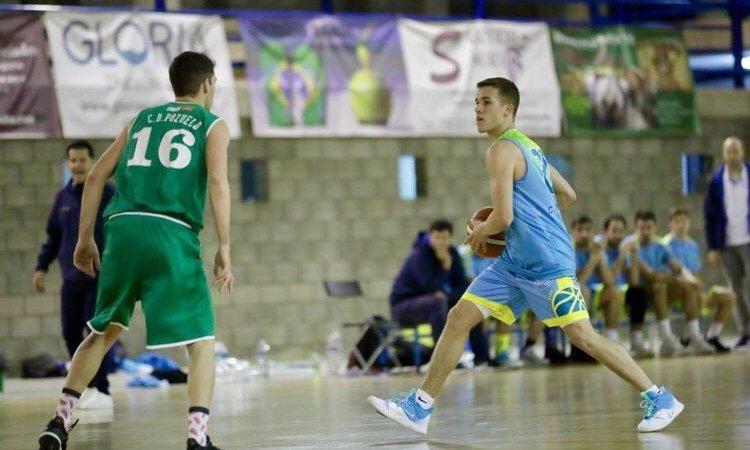 Luis Melián jugará en el equipo EBA del Baloncesto Fuenlabrada
