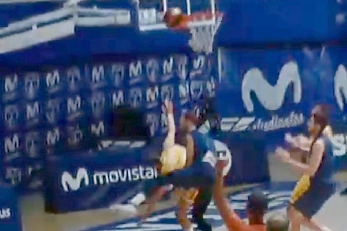 [VÍDEO] Así fue la lesión de Todorovic