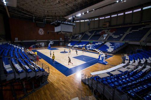 El partido de BCL será a puerta cerrada porque el Gobierno no responde al Cantera Base 1939 Canarias