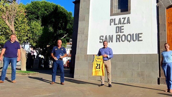 Gran Canaria-Claret y Ayuntamiento de Firgas comenzarán una Escuela de Iniciación en noviembre