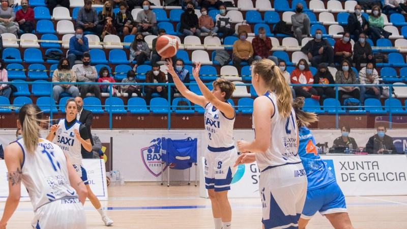 Patricia Cabrera y Natalia Rodríguez, históricas en competiciones FEB