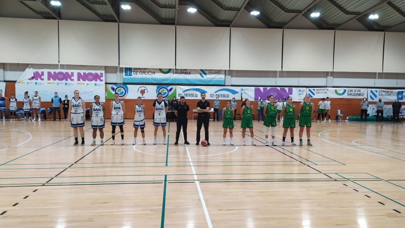 El Universitario Ferrol sigue intratable e invicto en Liga Femenina 2