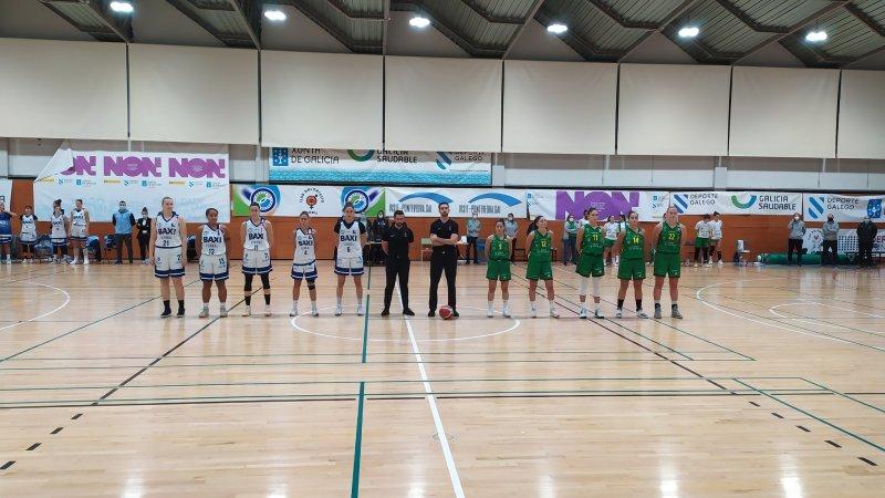 El Universitario Ferrol sigue intratable e invicto en Liga Femenina 2