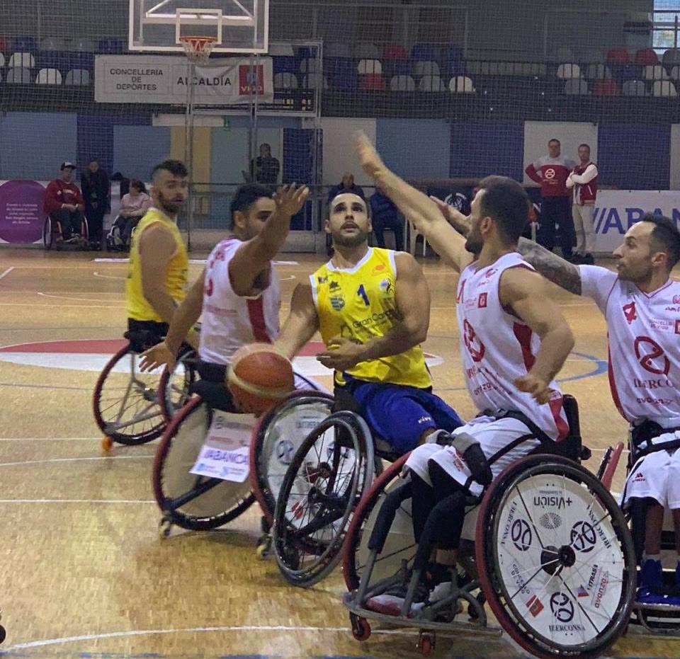El Econy Gran Canaria podrá jugar este sábado en Vigo